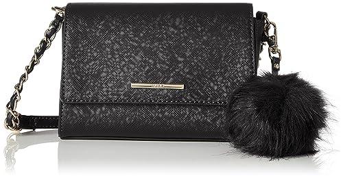 a1c4bab2740 Aldo Womens Astoewiel Cross-Body Bag Black (Black)  Amazon.co.uk ...