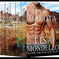Dakota Hearts (Boxed Set Books 1-5): Small Town Contemporary Western Romance