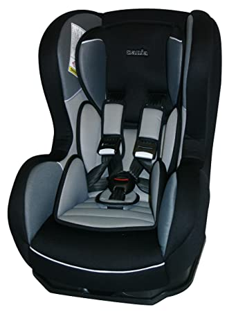 Team Tex Nania Cosmo SP Group 0 and 1 Car Seat (Granite): Amazon.co