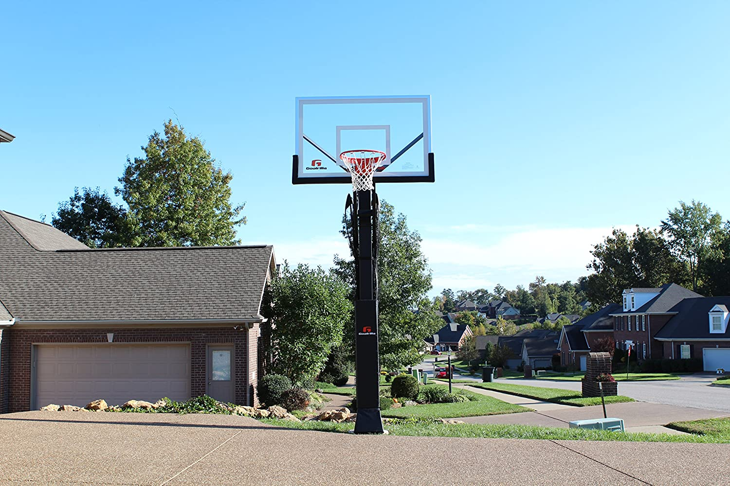 amazon com goalrilla basketball yard guard sports u0026 outdoors