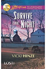 Survive the Night (Lost, Inc.) Mass Market Paperback