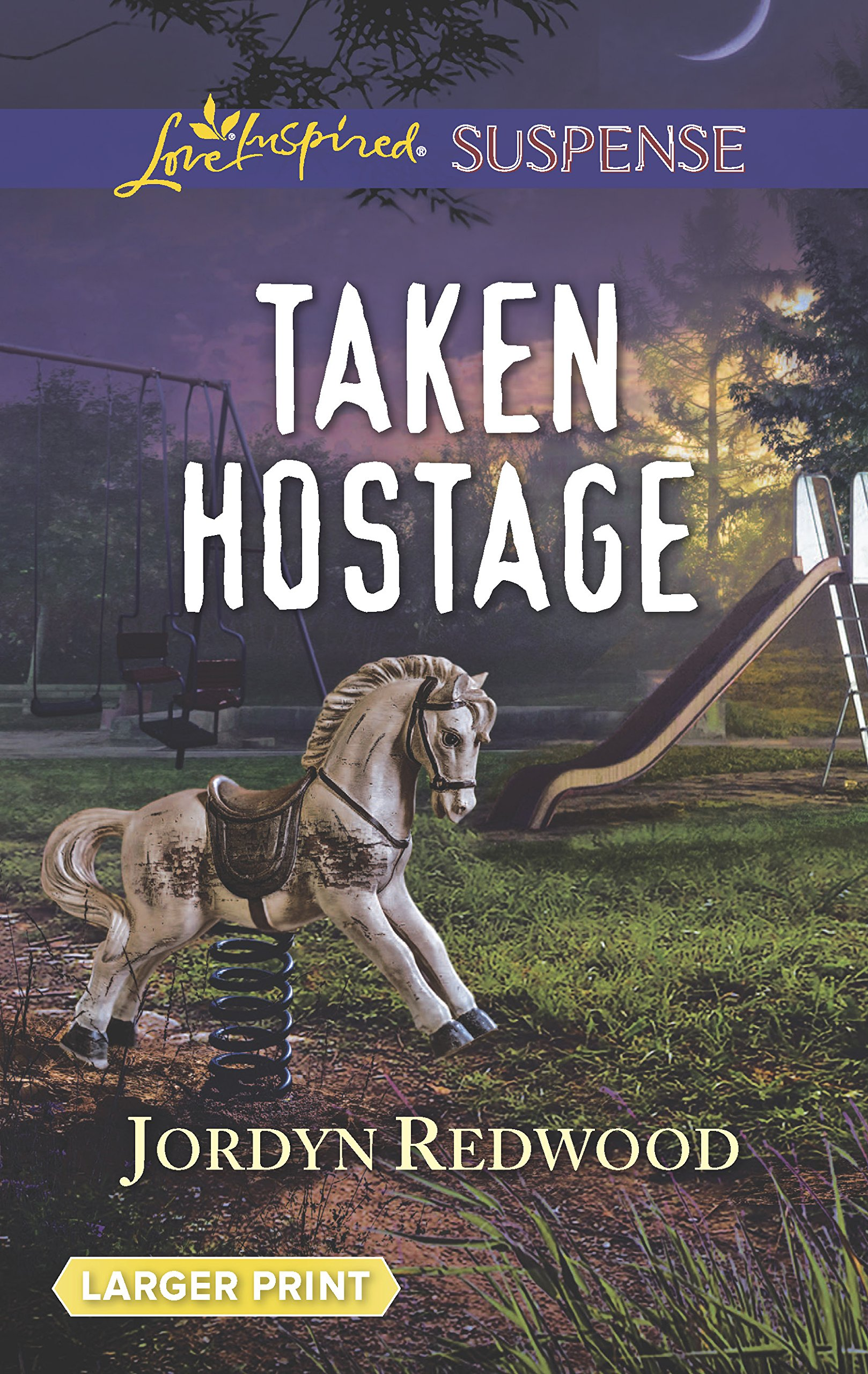 Download Taken Hostage (Love Inspired Suspense) ebook