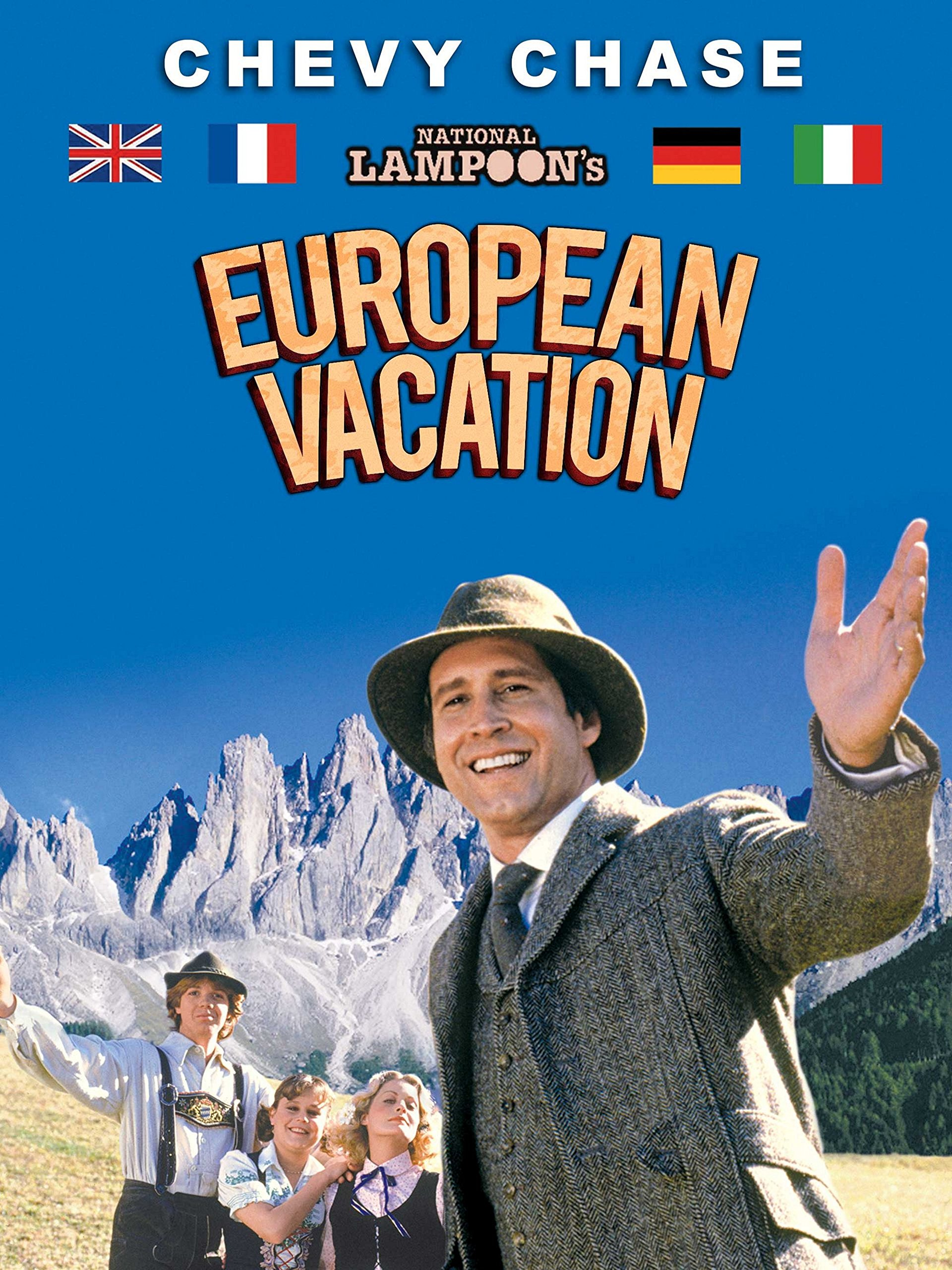 Cast Of European Vacation Where Are They Now ...