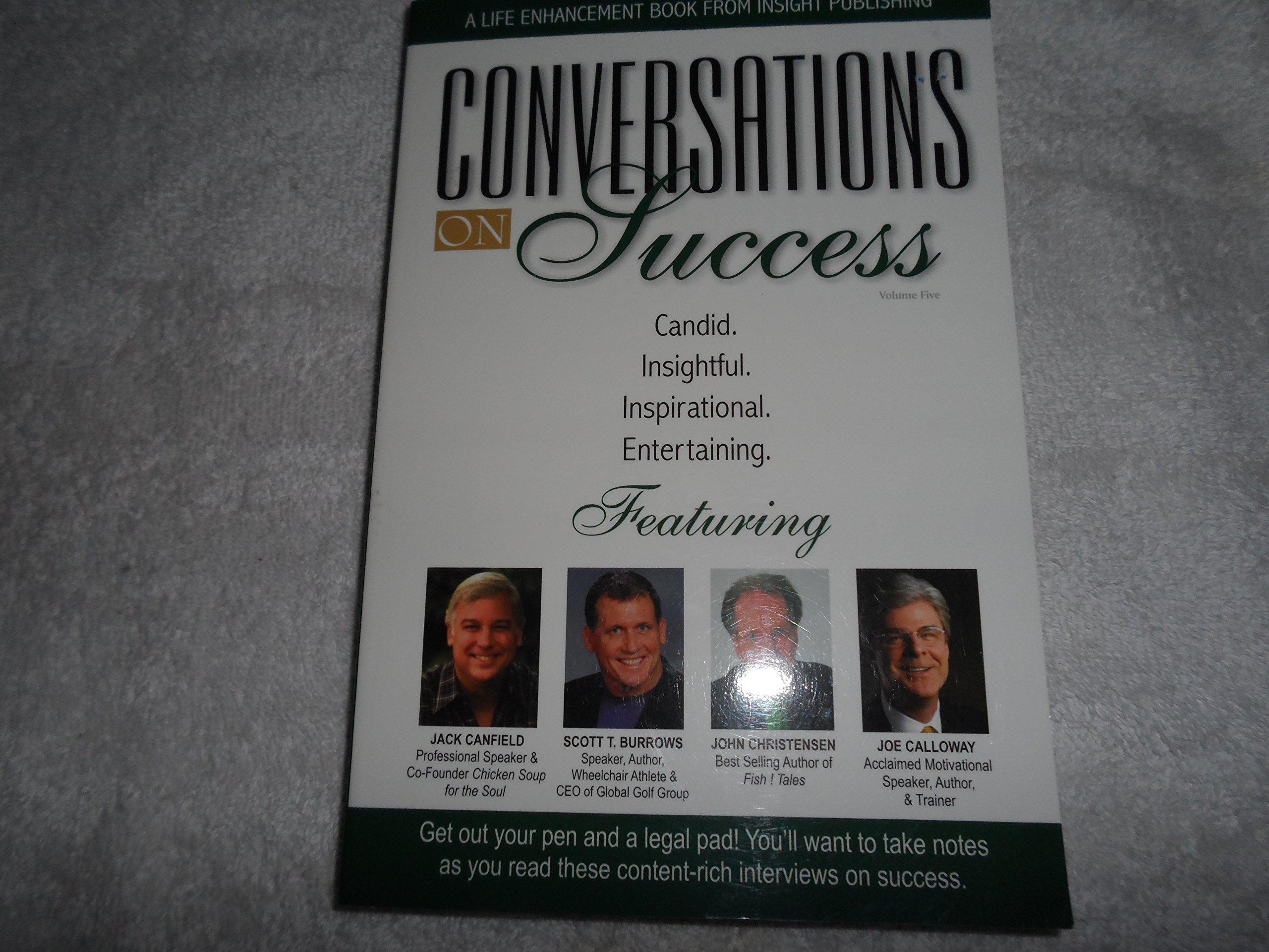 Download Conversations on Success Vol. 5 PDF