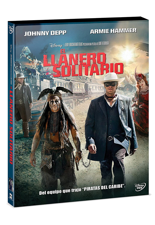 Amazon.com: El Llanero Solitario: Johnny Depp, Armie Hammer ...