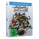 Teenage Mutant Ninja Turtles 2 3D (2016) [Blu-ray]