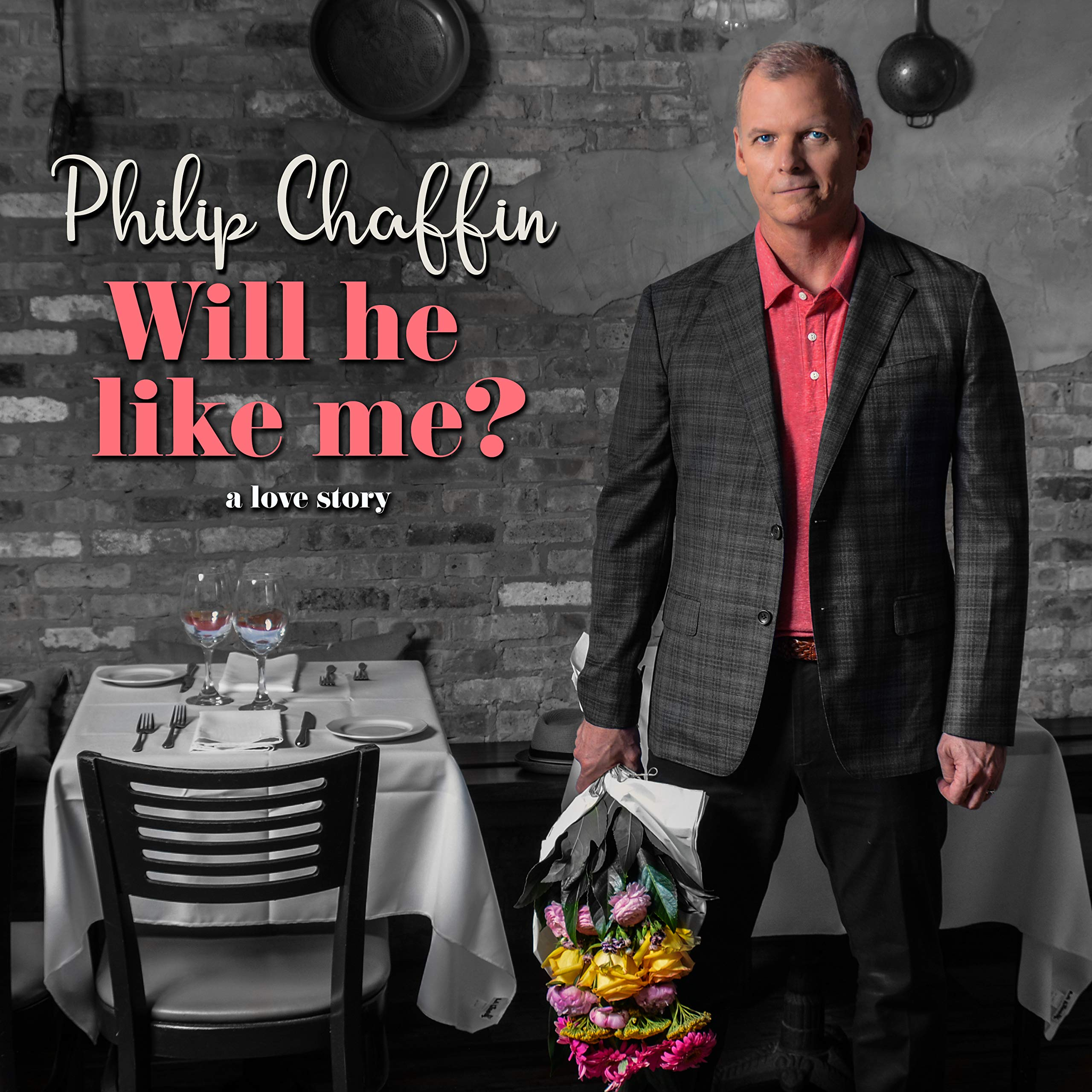 CD : Philip Chaffin - Will He Like Me? (CD)