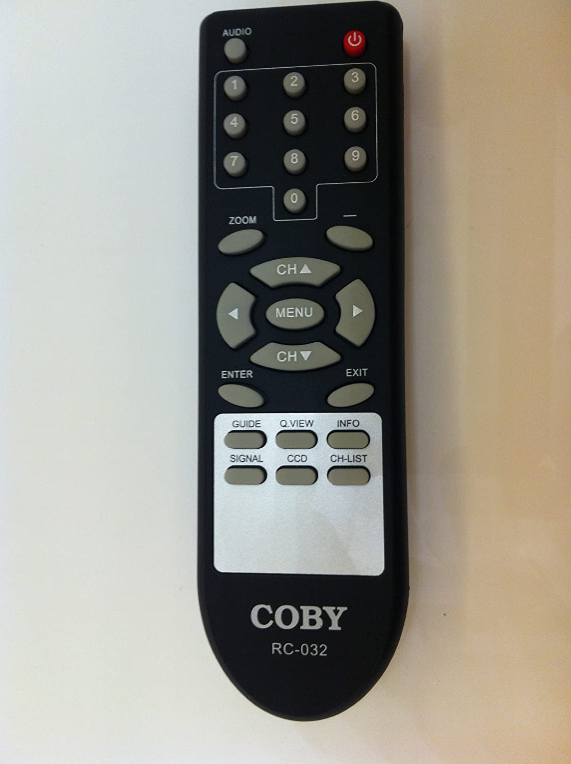 Amazon.com: New COBY ATSC Converter box Remote control for DTV100 DTV101  DTV102 DTV103 digital box: Home Audio & Theater