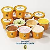 ジェラート専門店 マリオジェラテリア 【ミックスジェラートセット 12個入】 110ml 6種 アイスクリーム ギフト セット