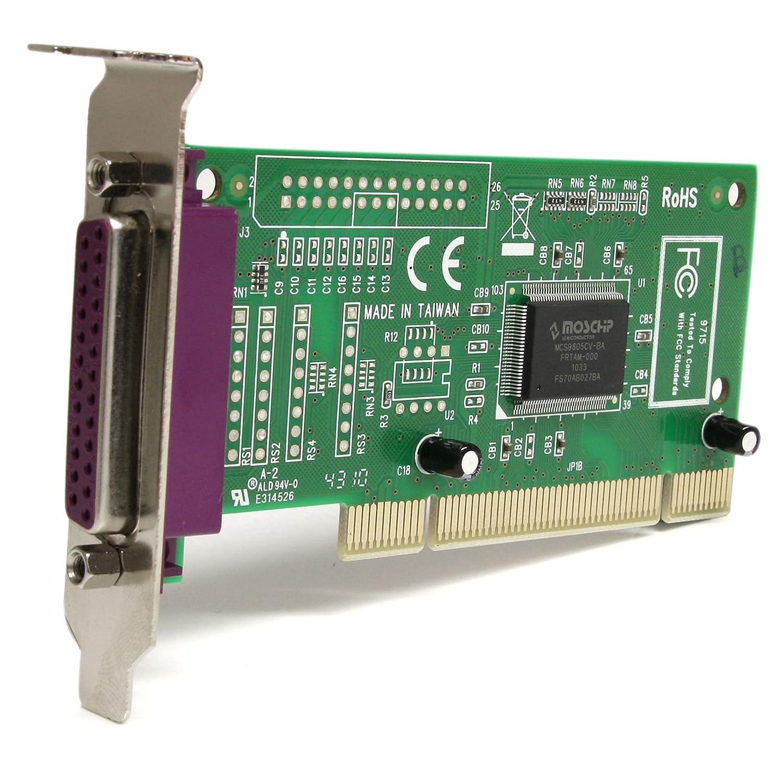 StarTech.com Carte Adaptateur PCI vers 1 Port Parall/èle