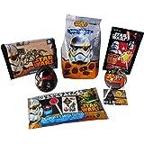 Probier Set mit Star Wars Süßigkeiten für Kindergeburtsag (6-teilig)