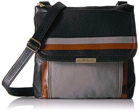 c341e545afe Relic RLH2721016, Black Multi  Handbags  Amazon.com