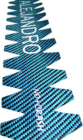 No+Crash Personalizado 100% Kevlar Y Colores - TU Protector con Texto E Imagen: Amazon.es: Deportes y aire libre