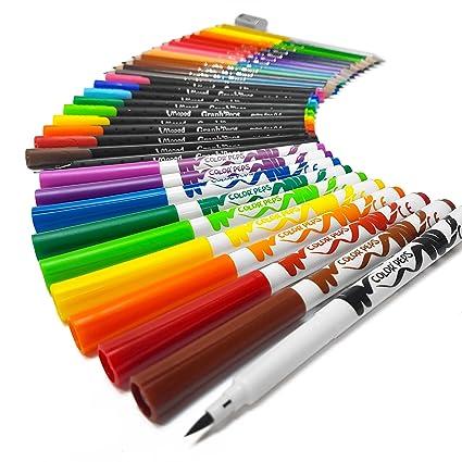 Maped - 33 piezas para colorear - Juego de rotuladores de ...