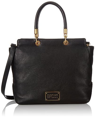 b5b7c27409 Marc Jacobs Womens New Too Hot to Handle Bentley Shoulder Bag Black ...