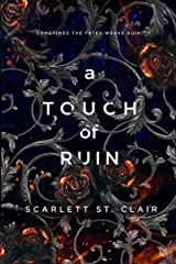 A Touch of Ruin (Hades X Persephone Book 2) Kindle Edition