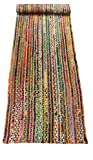 Cotton Craft Hand Woven Reversible Jute & Cotton