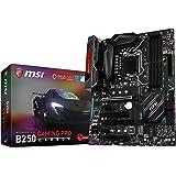 MSI B250 GAMING PRO CARBON Carte mère Intel Socket LGA 1151