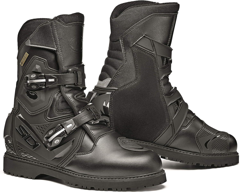 Sidi Adventure 2 Gore Tex Motorcycle Boots Black US11.5//EU46 More Size Options
