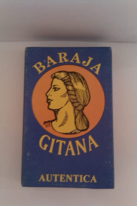 Baraja Gitana Autentica Tarot Cards