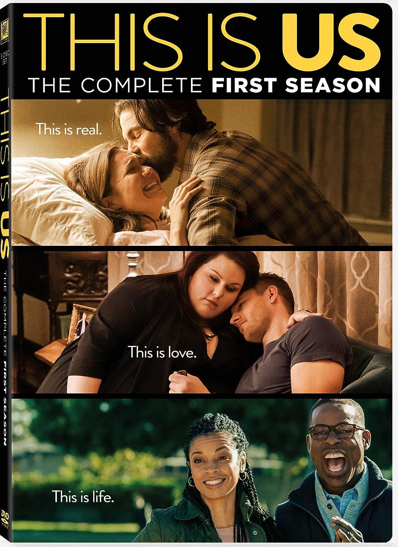 This Is Us Season 1 Milo Ventimiglia Mandy Moore Sterling K. Brown Chrissy Metz