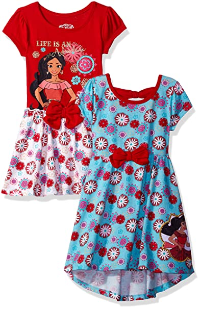 Amazoncom Disney Vestidos Elena Of Avalor Para Niña 2
