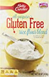 Gold Medal Gluten Free Rice Flour Blend Flour 16 oz Box (pack of 6)