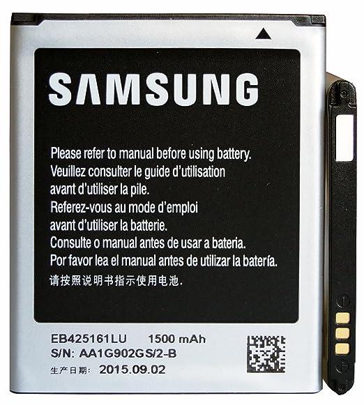 22 opinioni per Batteria Originale Samsung Eb425161Lu Eb-F1M7Flu (1500Mah, Li-Ion / 3, 8V 5,