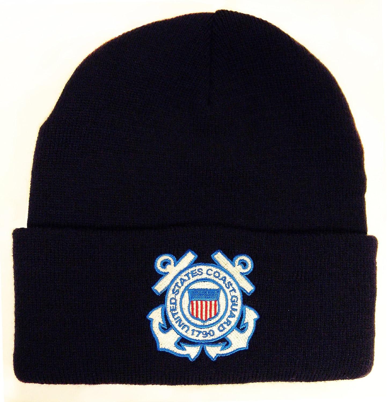 US Coast Guard Knit Cap United States Coast Guard Hats Men Women Military Gifts