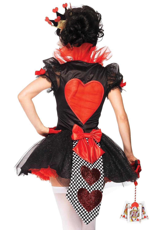 Leg Avenue 83924 - Royal Royal Royal Königin Kostüm, Größe XL, schwarz e5070e