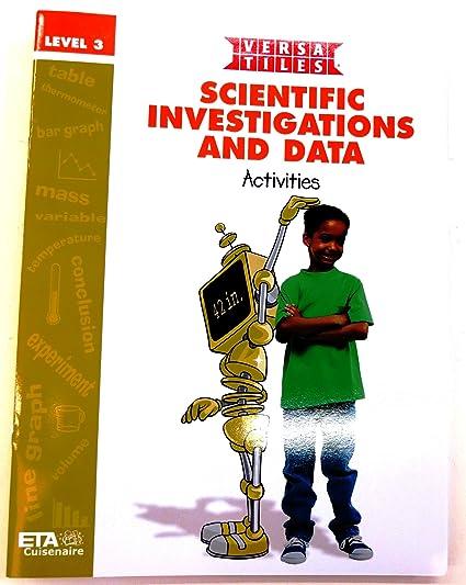 Amazon.com: ETA hand2mind VersaTiles Scientific Investigations and ...