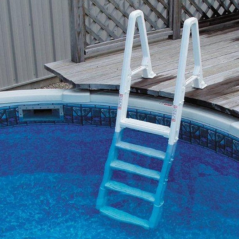und Einbau Schwimmb/äder f/ür Aufbau Interline 55800210 Kunststoff A-frame Hochleiter