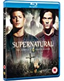Supernatural - Complete Fourth Season [Blu-ray] [2009]