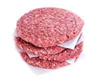 100% Grass Fed Ground Beef Patties 85% Lean