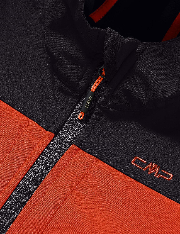 Ni/ños CMP Softshelljacke Mit Climaprotect-technologie 7.000mm Chaqueta de Softshell