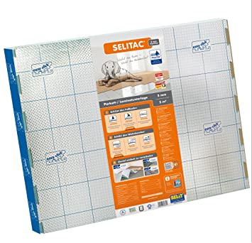 7eae78b6f438bb Selitac Aqua-Stop Sous-couche pour parquet flottant et stratifié 5 ...