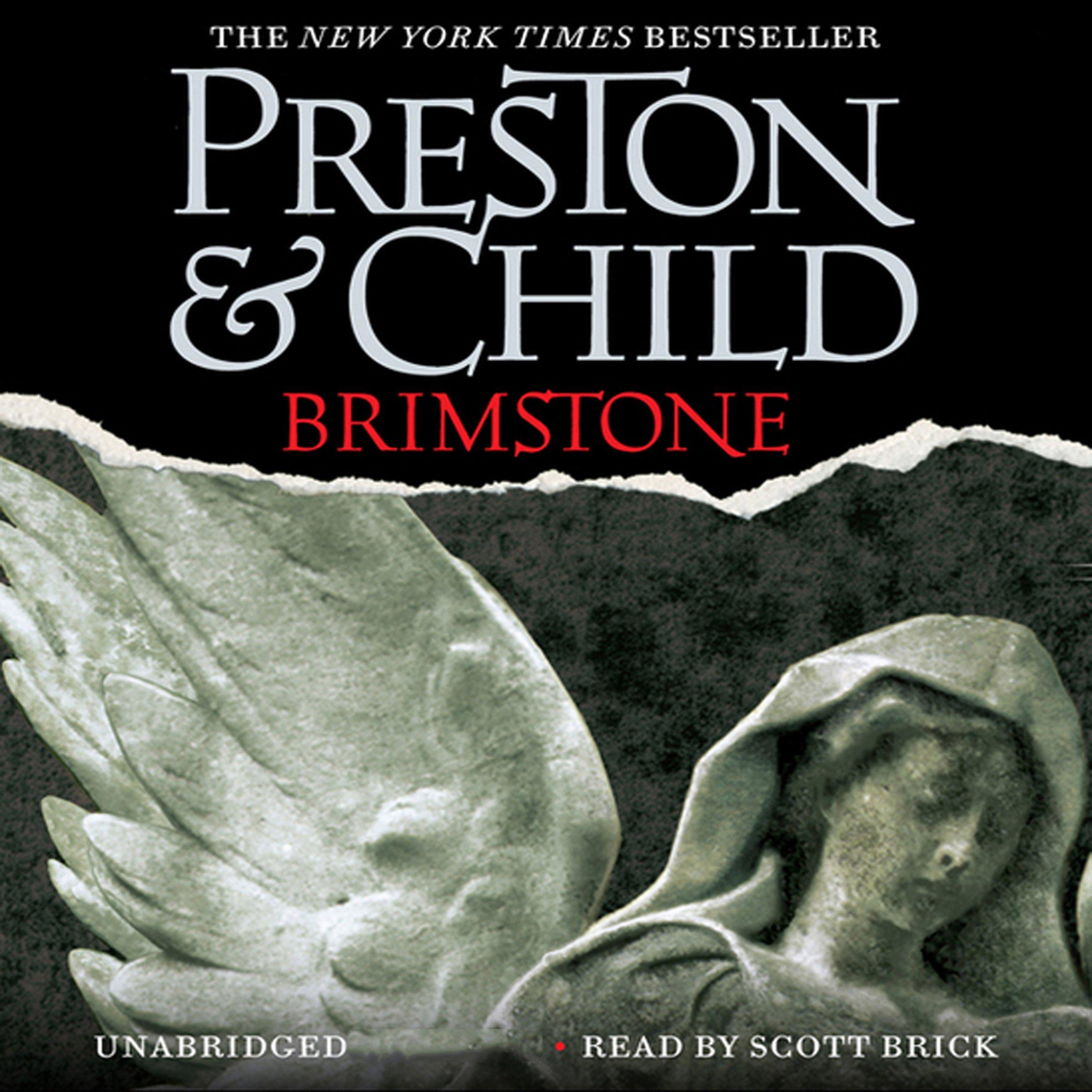 Brimstone  Pendergast Book 5