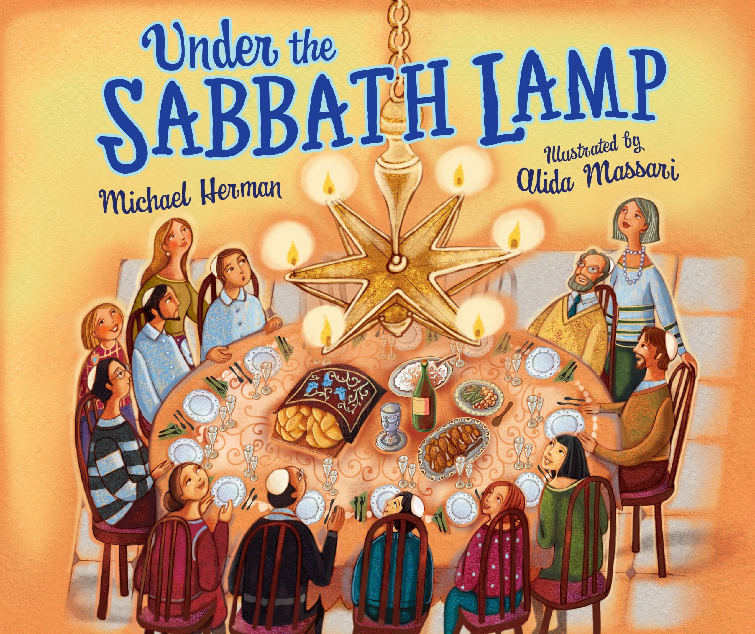 Under the Sabbath Lamp
