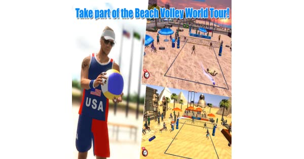 Amazon.com: Volleyball Motion Control (Fire Tablets & Phones): Appstore for Android