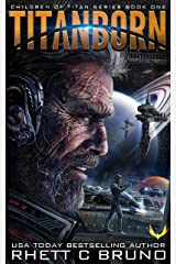Titanborn: A Science Fiction Thriller Kindle Edition