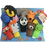 Twisha EVA Finger Puppet Animal
