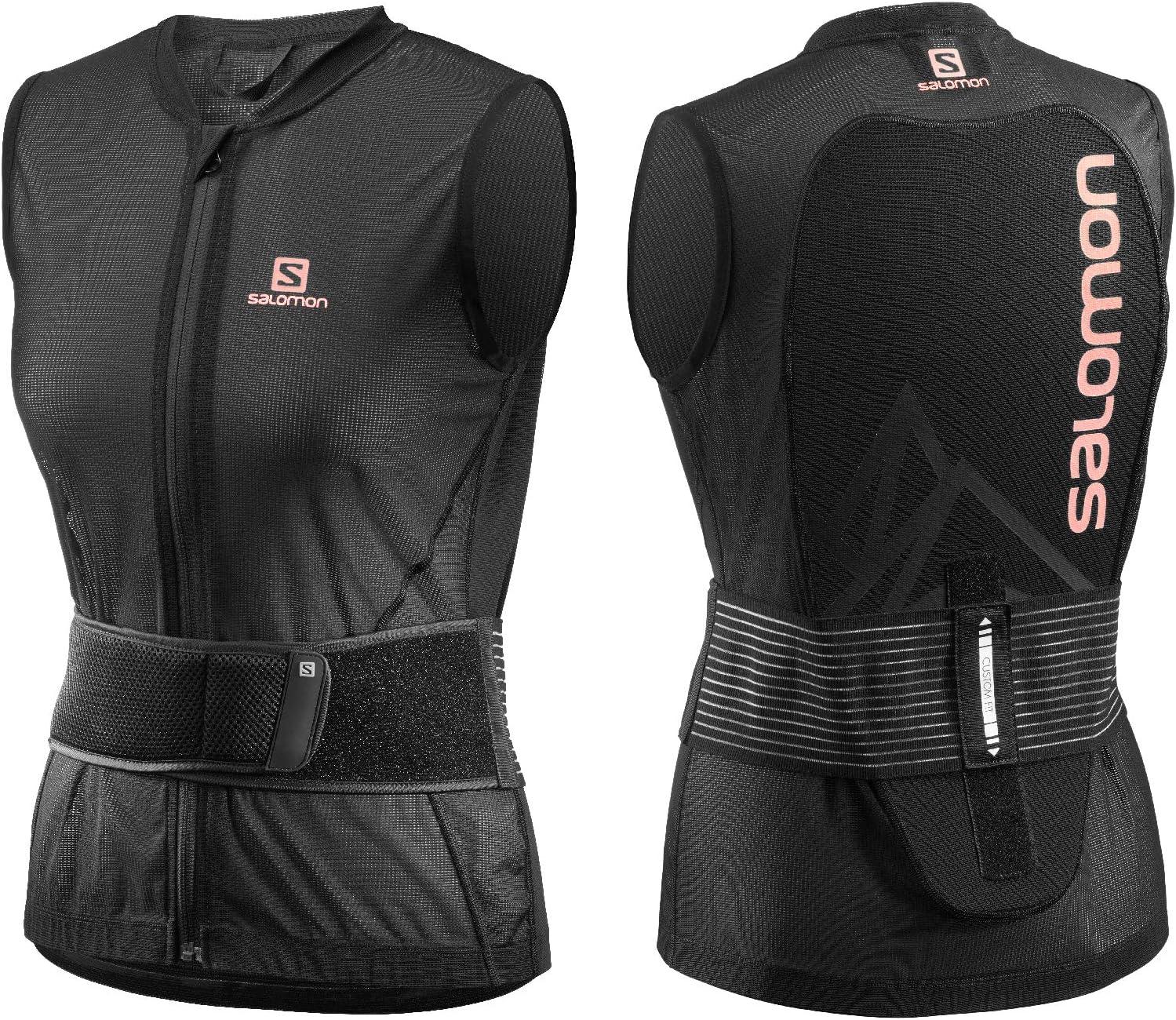 SALOMON Damen Flexcell Light Vest W Ski Body Protection