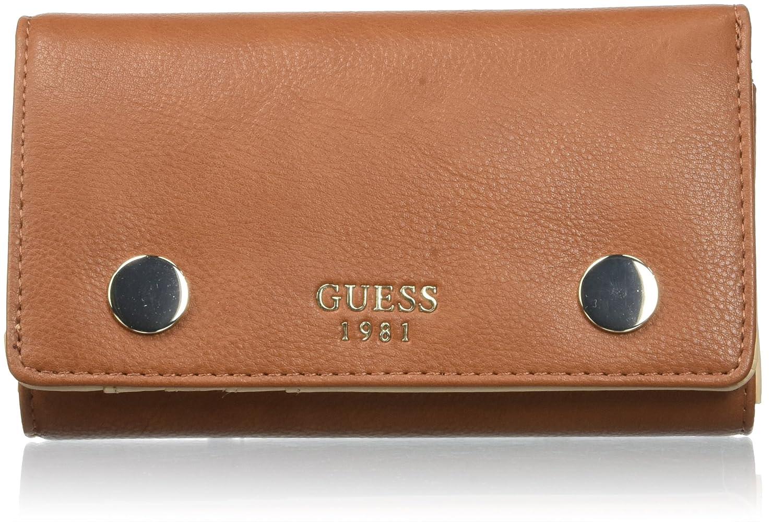 Guess Swvg6783450, Bolso Bandolera para Mujer, Marrón (Cognac), 2x10x21 cm (W x H x L): Amazon.es: Zapatos y complementos