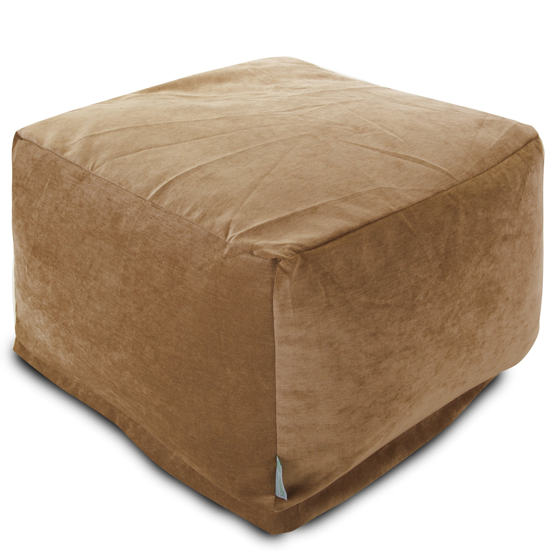 Majestic Home Goods Villa Pearl Large Ottoman