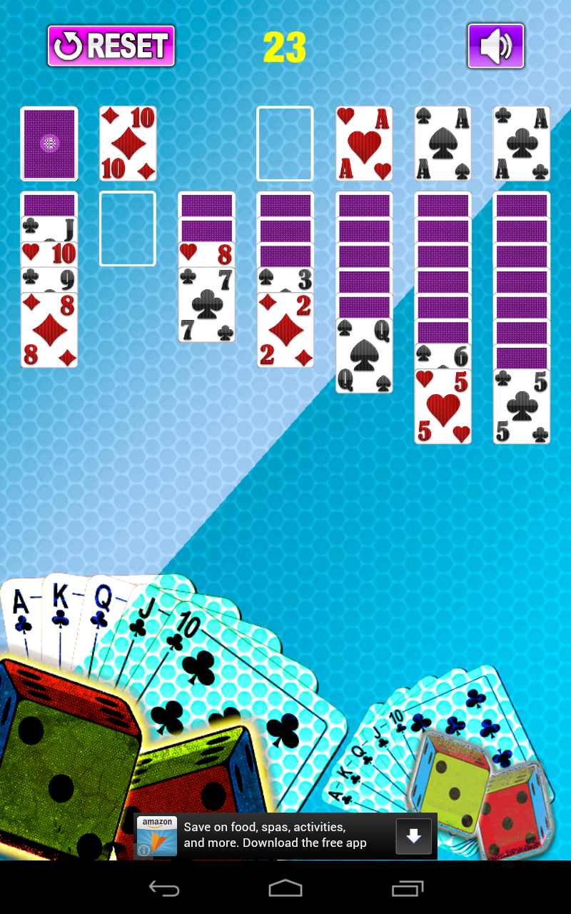 Craps Trap Single Free Solitaire: Amazon.es: Appstore para Android
