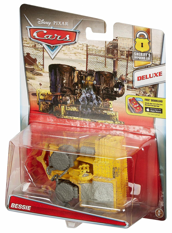 Mattel Disney//Pixar Cars Bessie Vehicle