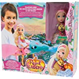 Giochi Preziosi Regal Academy Drago Glitter con Bambola Rose