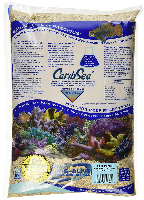 Carib Sea CS01792 Arag Alive Fiji Pink B00176EB0G