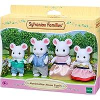 Sylvanian Families 5308 - Marshmallow Mouse Family