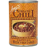 Amy's Organic Chili Review